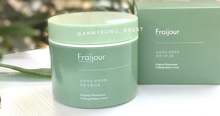 Увлажняющий крем Fraijour calming watery cream