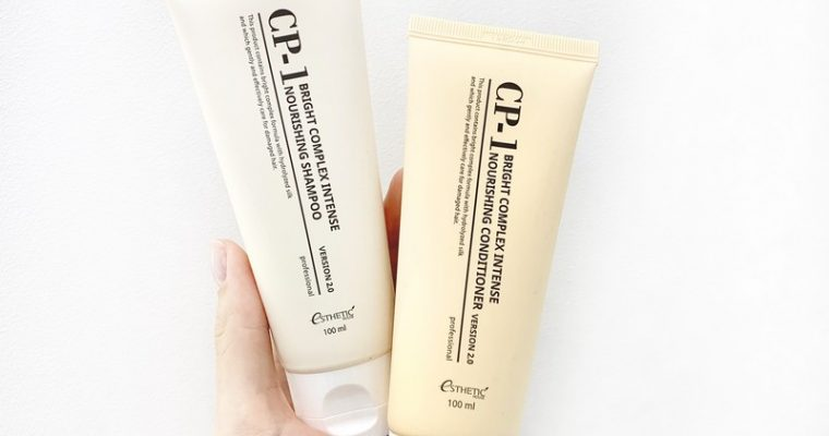 Протеиновый шампунь и кондиционер для волос от ESTHETIC HOUSE, СР-1