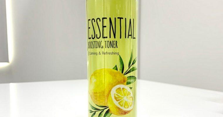 Тоник для лица с органическими экстрактами (чайное дерево, лимон) от BERRISOM