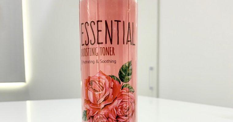 Тоник для лица с органическими экстрактами (роза) от Berrisom