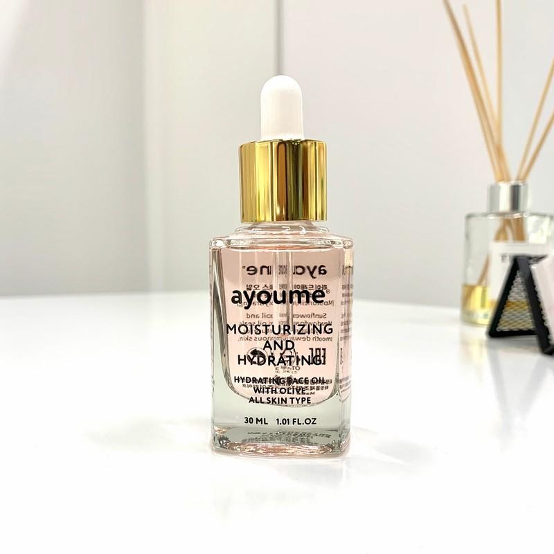 Увлажняющее масло от AYOUME