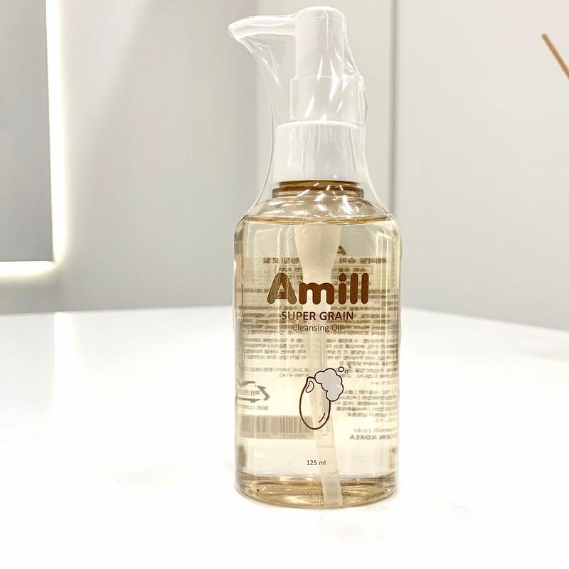 Гидрофильное масло с зерновыми экстрактами от Amill