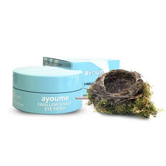 Патчи с экстрактом ласточкиного гнезда от AYOUME