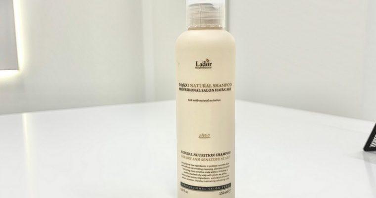 Органический шампунь с экстрактами и эфирными маслами от LADOR