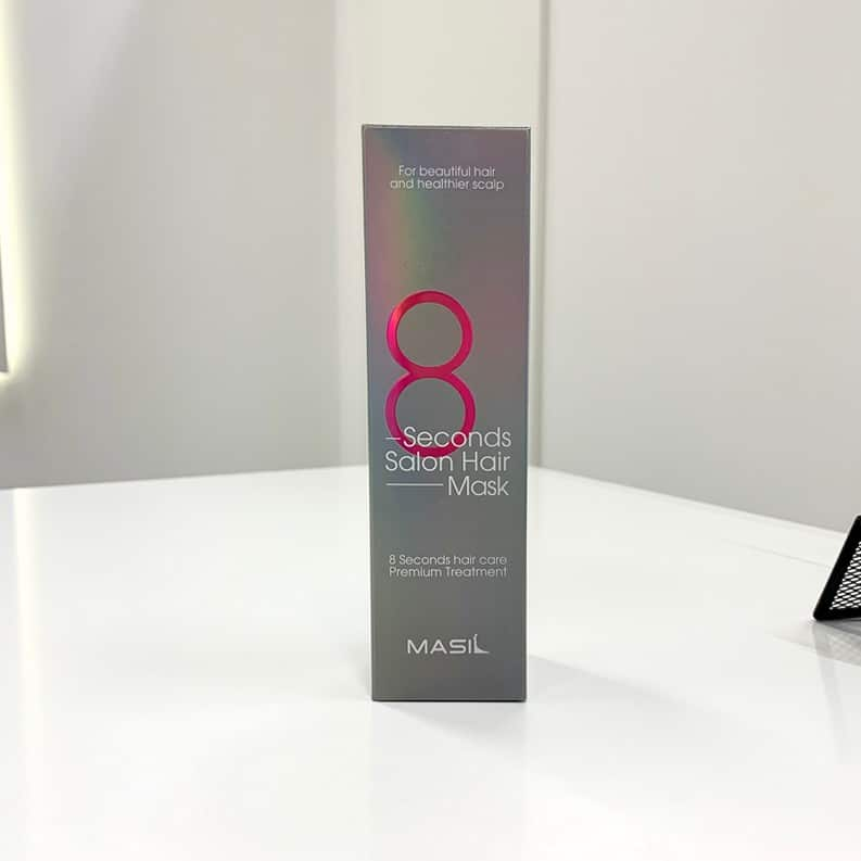 Маска для волос салонный эффект за 8 секунд от MASIL