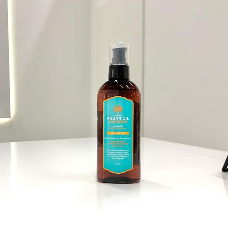 Сыворотка для волос с аргановым маслом от EVAS