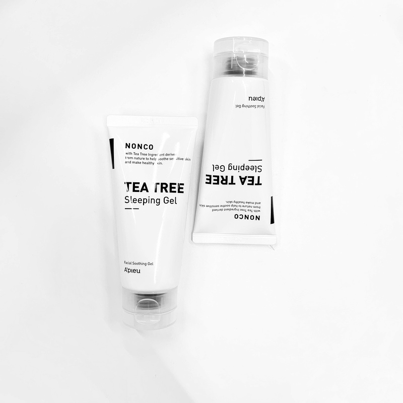 Ночной гель с маслом чайного дерева для проблемной кожи от A'PIEU