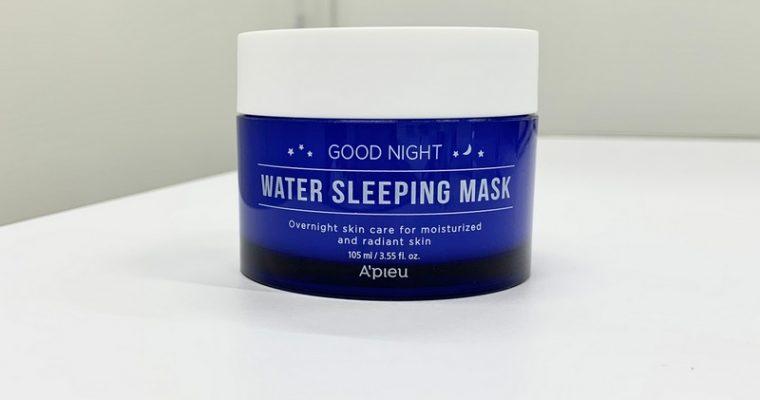 Ночная увлажняющая маска от A'PIEU