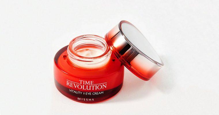 Крем для век MISSHA Vitality Eye Cream (Time Revolution)