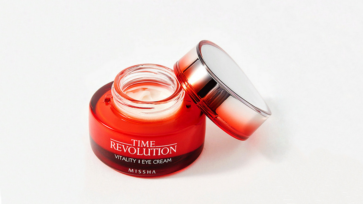Крем для век MISSHA Vitality Eye Cream (Time Revolution)
