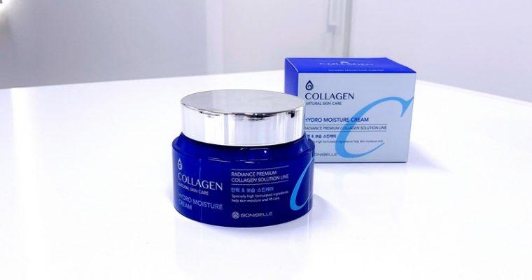 Интенсивно увлажняющий и омолаживающий крем для лица ENOUGH Bonibelle Collagen Hydro Moisture Cream
