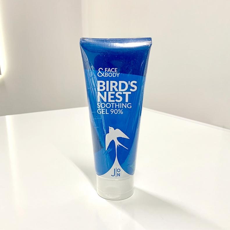 Универсальный гель ЛАСТОЧКА Face & Body Bird's Nest Soothing Gel 90%