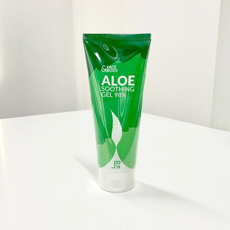 Универсальный гель АЛОЭ Face & Body Aloe Soothing Gel 98%