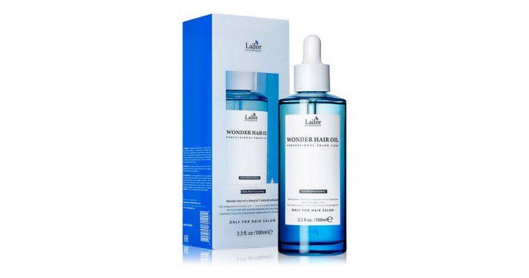 Увлажняющее масло для восстановления блеска волос Lador