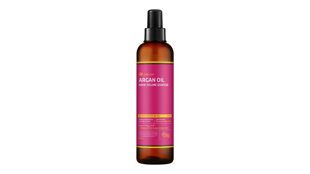 Эссенция для волос с аргановым маслом и коллагеном Evas