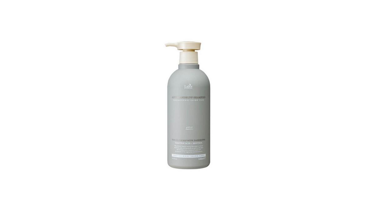 Слабокислотный шампунь против перхоти Lador