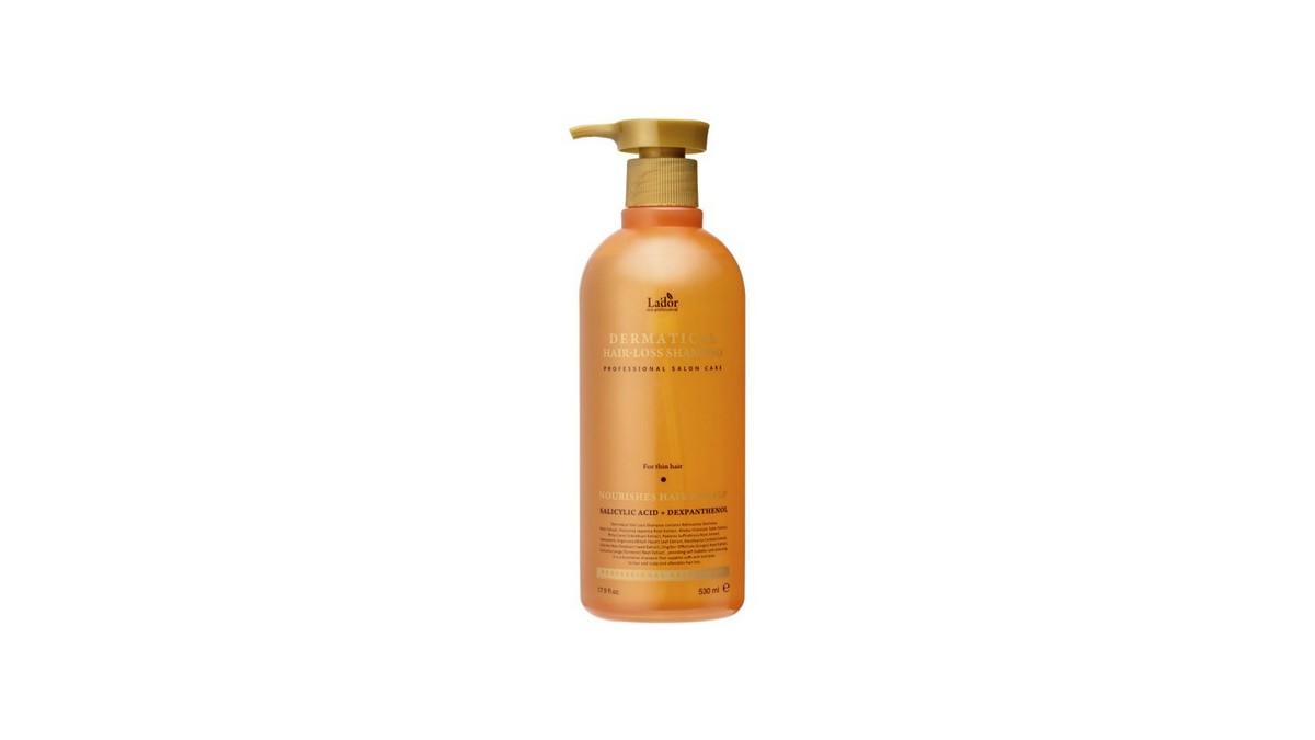 Укрепляющий шампунь для тонких волос Lador
