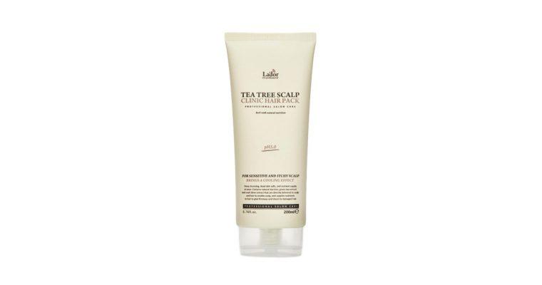Маска-пилинг для кожи головы с чайным деревом Lador