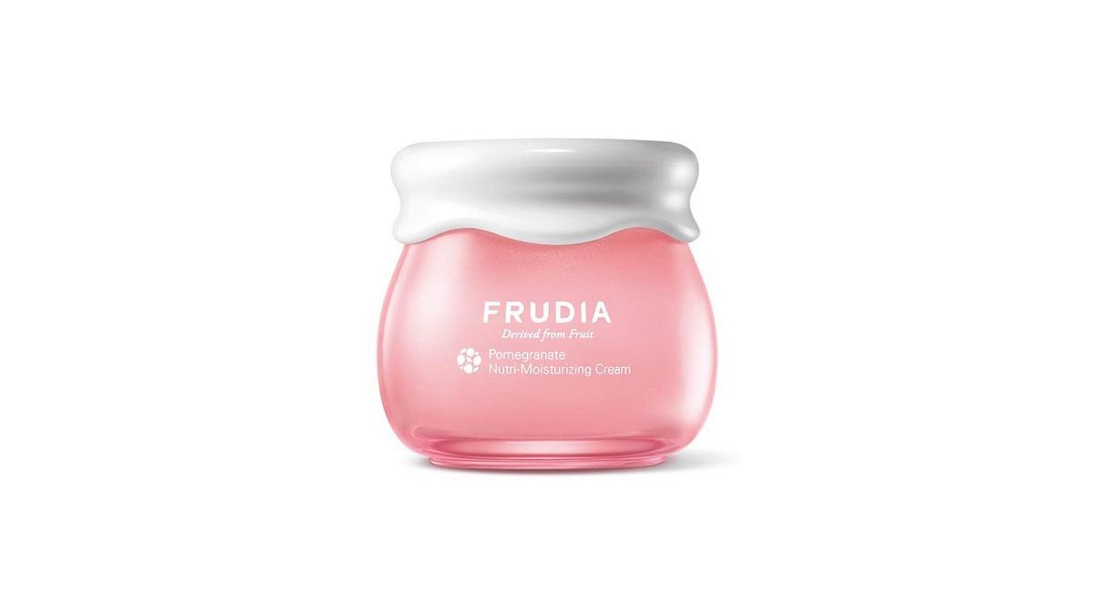 Многофункциональный крем-пудинг с экстрактом граната FRUDIA