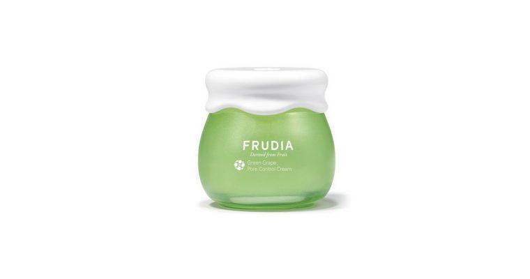 Себорегулирующий крем с зеленым виноградом FRUDIA