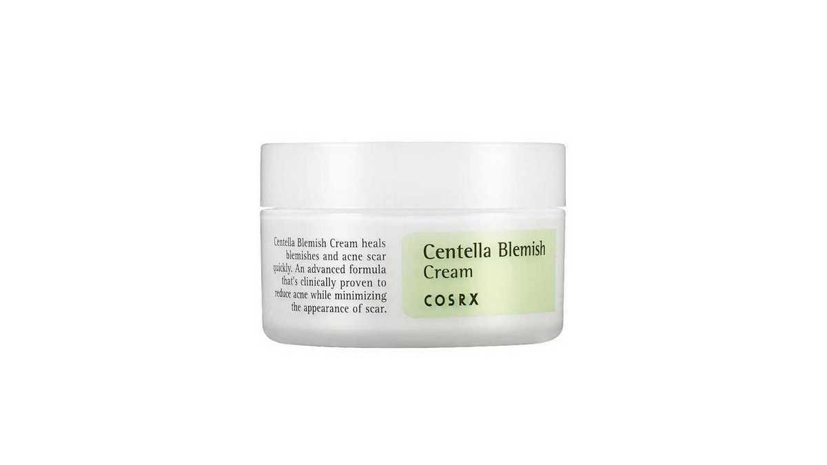 Крем с экстрактом центеллы для чувствительной кожи COSRX