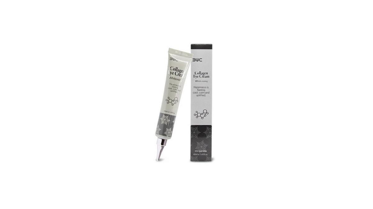 Регенерирующий крем для глаз с коллагеном 3W Clinic