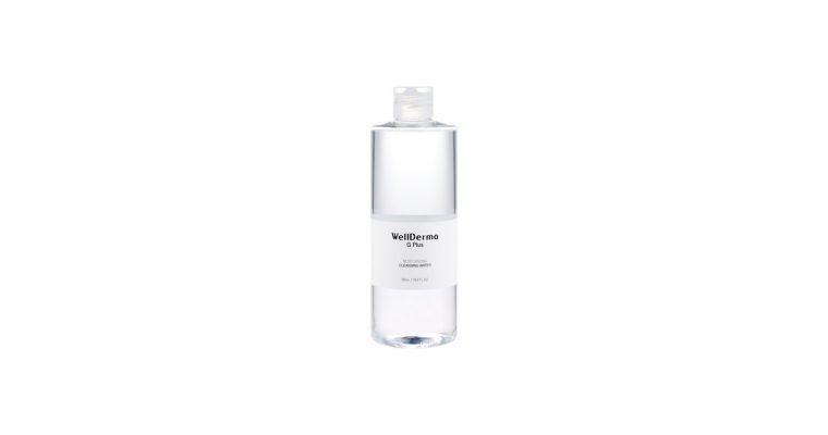 Очищающая вода для снятия макияжа Wellderma