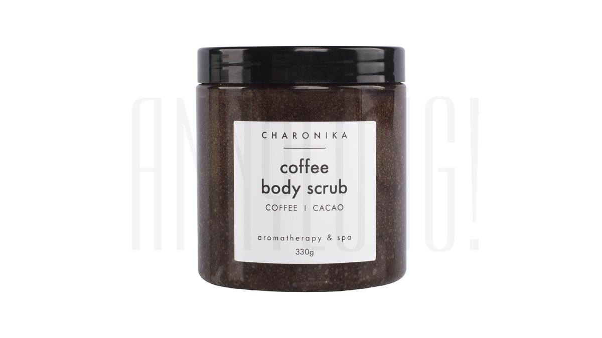 Cкраб для тела COFFEE BODY SСRUB от charonika